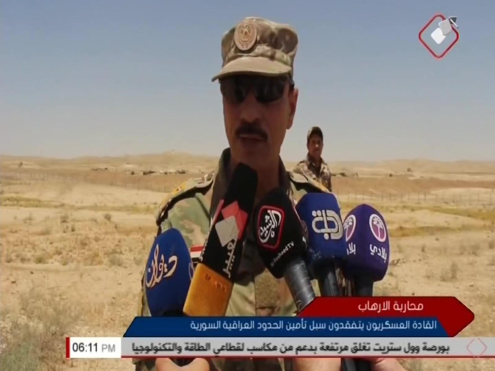 اللواء نجم الجبوري / قائد عمليات نينوى
