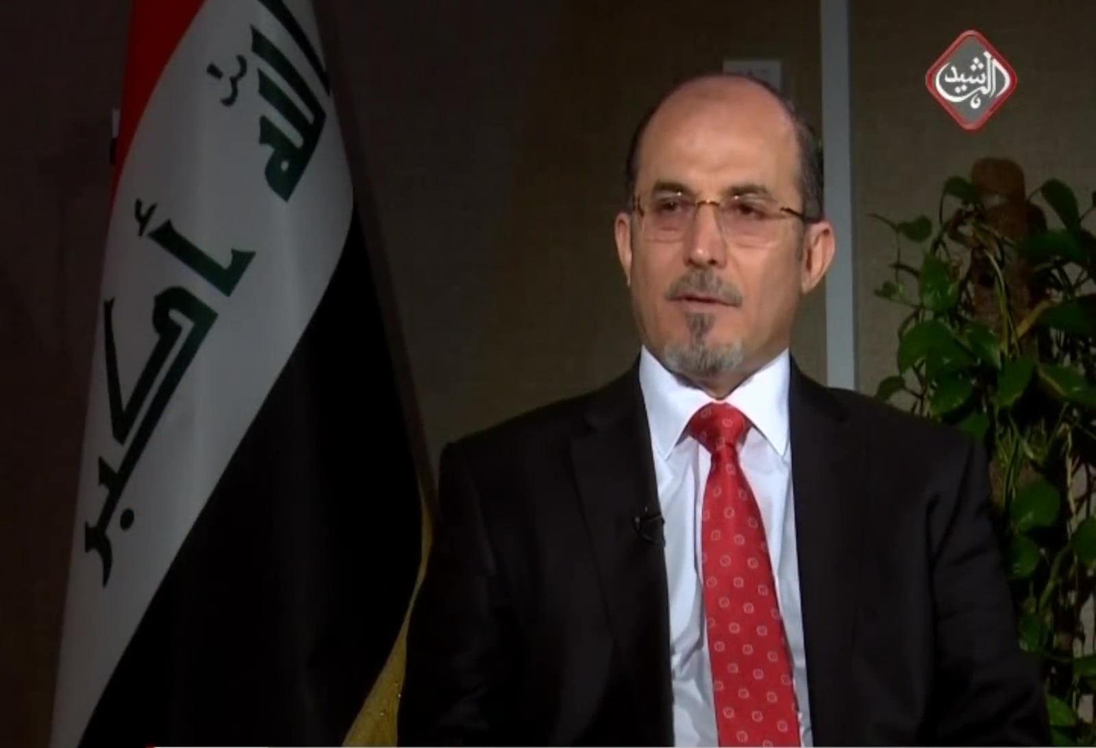رئيس سلطة الطيران المدني عباس عمران الزبيدي