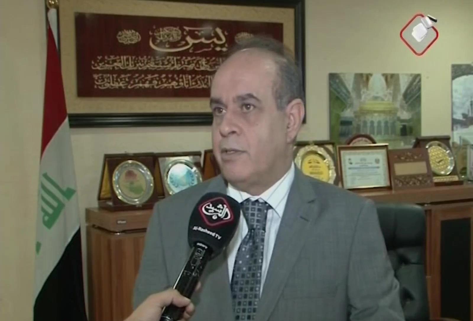 مدير مستشفى الكندي الدكتور سالم مزهر