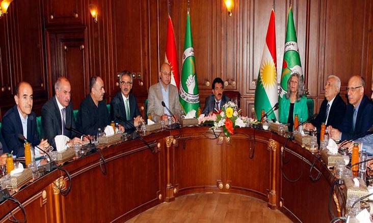 الاتحاد الوطني الكردستاني