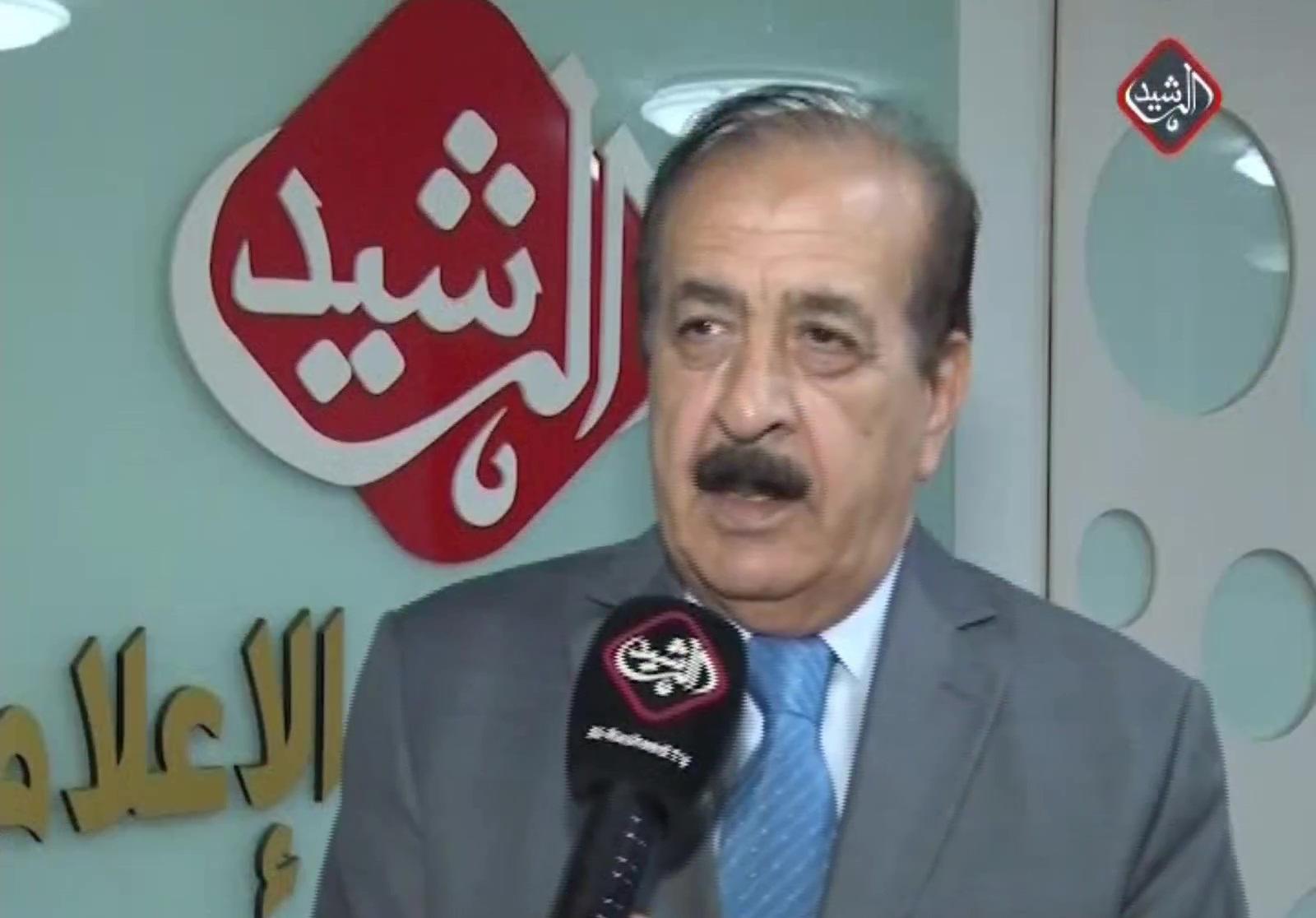 رئيس المكتب السياسي لتحالف سائرون حاتم محمود