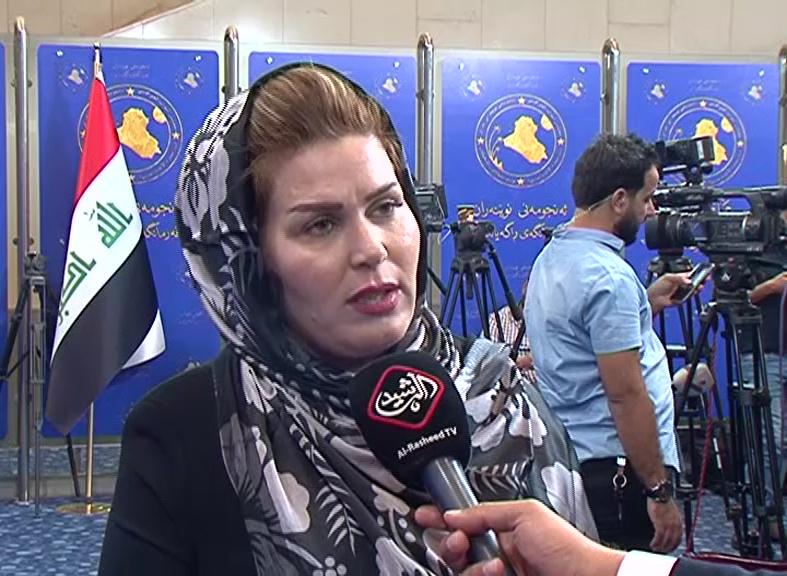 النائب اخلاص الدليمي / عضو التحالف الديمقراطي الكردستاني