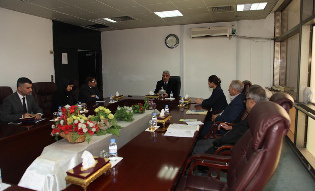 لجنة الشهداء والسجناء السياسيين البرلمانية