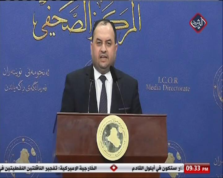 عضو لجنة النفط والطاقة النيابية جمال المحمداوي