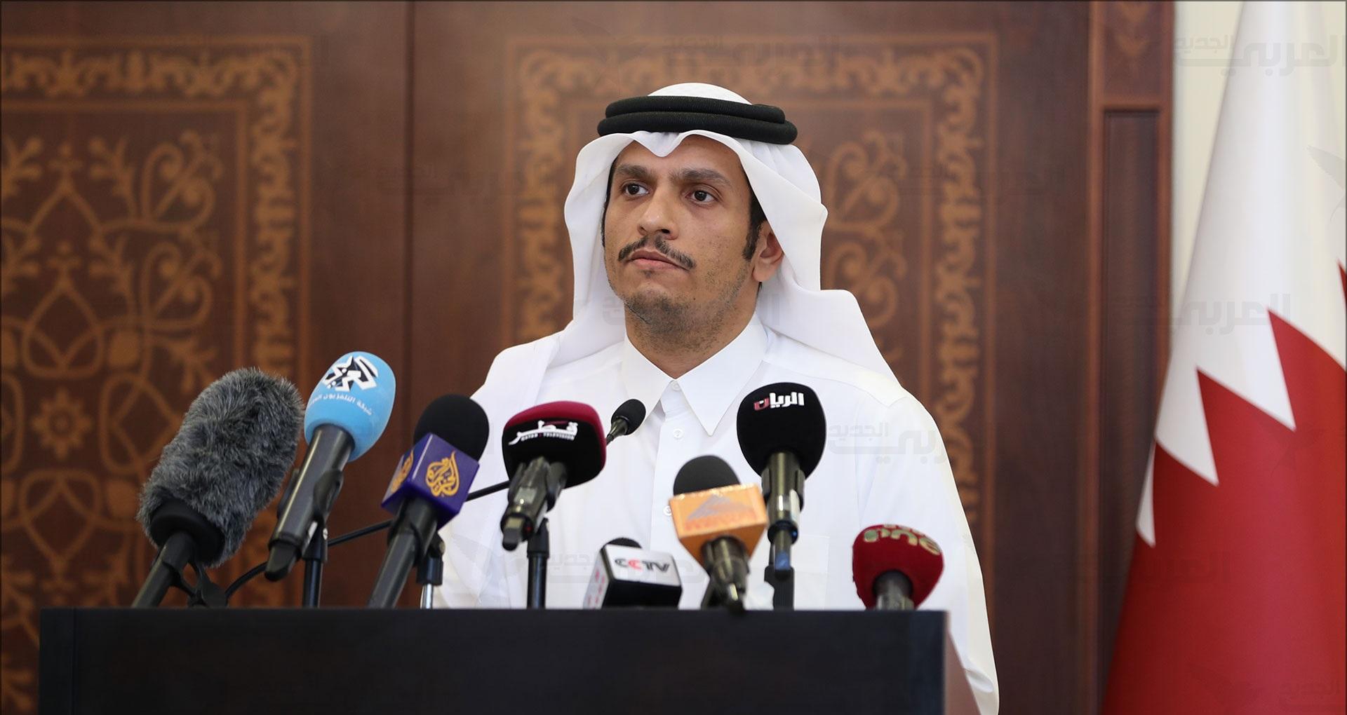 وزير الخارجية القطري محمد بن عبد الرحمن