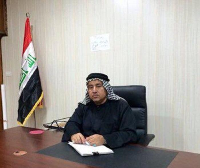 محافظ البصرة لشؤؤن العشائر الشيخ محمد سالم الزيداوي
