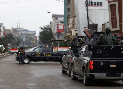 عمليات بغداد كورونا