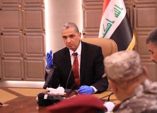وزير الداخلية عثمان الغانمي
