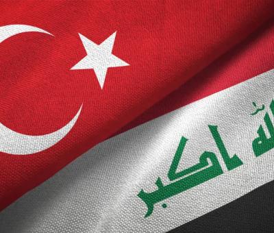العراق تركيا